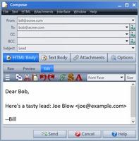 Round-Robin Mailer screenshot 8