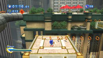 Sonic Generations Unleashed Project screenshot 4