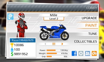 Drag Racing: Bike Edition screenshot 4
