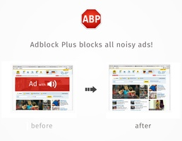 Adblock Plus for Chrome screenshot 3