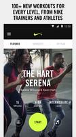 Nike+ Training screenshot 2