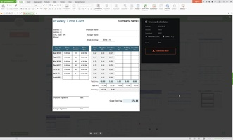 WPS Office for PC screenshot 3