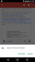 Docx Reader screenshot 5