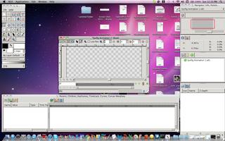 Synfig Studio screenshot 2