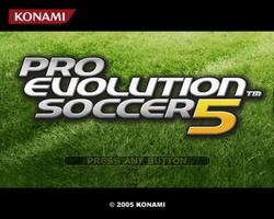 Pro Evolution Soccer screenshot 2