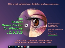 The Fastest Mouse Clicker for Windows screenshot 6