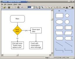 Diagram Designer screenshot 3