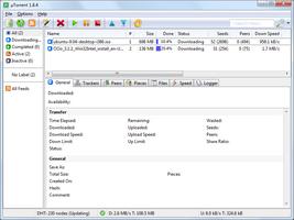 uTorrent Portable screenshot 2