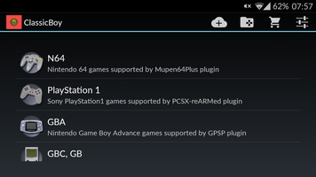 ClassicBoy (32-bit) Game Emulator screenshot 5