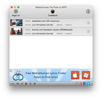 YouTube to MP3 Converter screenshot 2