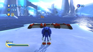 Sonic Generations Unleashed Project screenshot 7