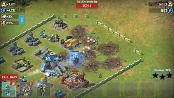 Battle for the Galaxy screenshot 3