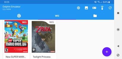 Dolphin Emulator screenshot 6