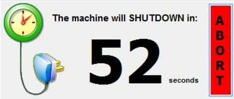 Timed Shutdown screenshot 5