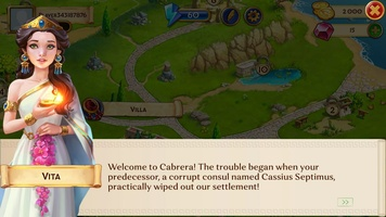Jewels of Rome screenshot 2