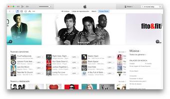 iTunes screenshot 3