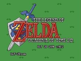 The Legend of Zelda: Ocarina of Time 2D screenshot 8