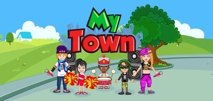My Town : Dance School Free screenshot 9