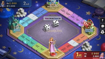 Disney Magical Dice : The Enchanted Board Game screenshot 2