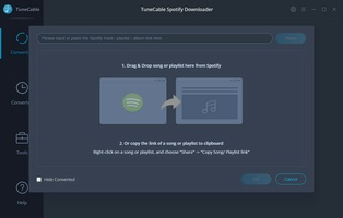 TuneCable Spotify Downloader screenshot 5