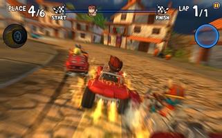 Beach Buggy Racing screenshot 2