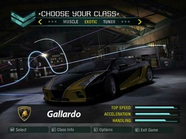 Need for Speed Carbon screenshot 5