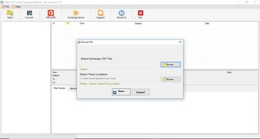 vMail OST to PST Converter screenshot 2