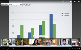 Cisco WebEx Meetings screenshot 10