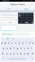 Cheetah Keyboard screenshot 2