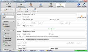 Punto de Venta - SICAR screenshot 5