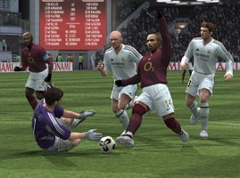 Pro Evolution Soccer screenshot 5