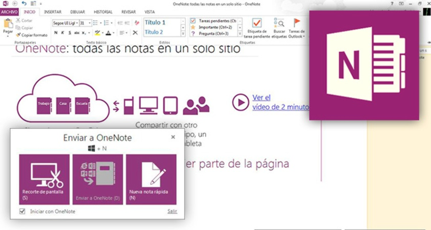 Descargar Microsoft OneNote