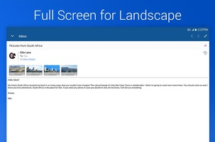 BlueMail screenshot 7