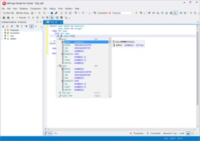 dbForge Studio for Oracle screenshot 5
