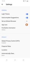 DuckDuckGo Privacy Browser screenshot 6