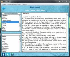 Biblia Virtual screenshot 2