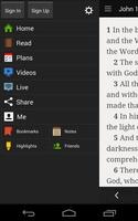Biblia screenshot 4