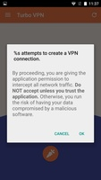 Turbo VPN screenshot 5