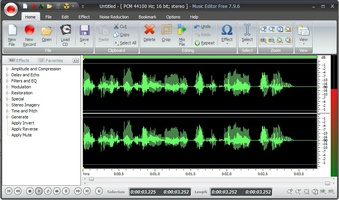Music Editor Free screenshot 2
