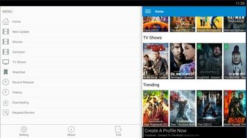 Newest Movies HD screenshot 6