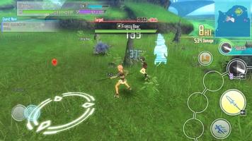 Sword Art Online: Integral Factor screenshot 6