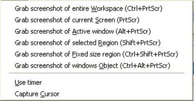 Screenshot Captor screenshot 5