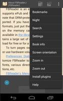 FBReader screenshot 6
