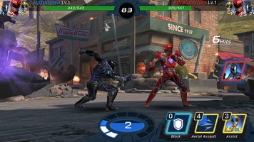 Power Rangers: Legacy Wars screenshot 13