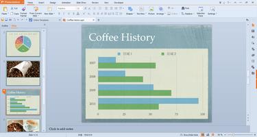 Kingsoft Office Suite Free 2013 screenshot 4