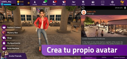 Avakin Life screenshot 3