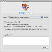 WinClone screenshot 2