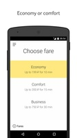 Yandex.Taxi screenshot 10