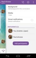 Viber : Free Calls & Messages screenshot 8