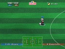 Garra Fútbol screenshot 4